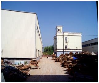 厂房占地面积6000平方米,造粒生产线5条